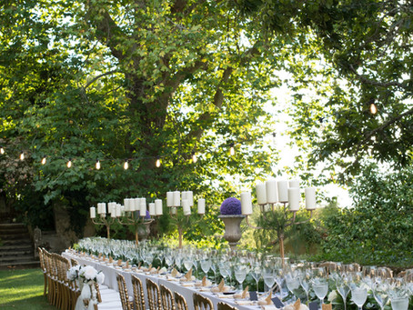 Greenery is the Color of the Year for Wedding in 2017