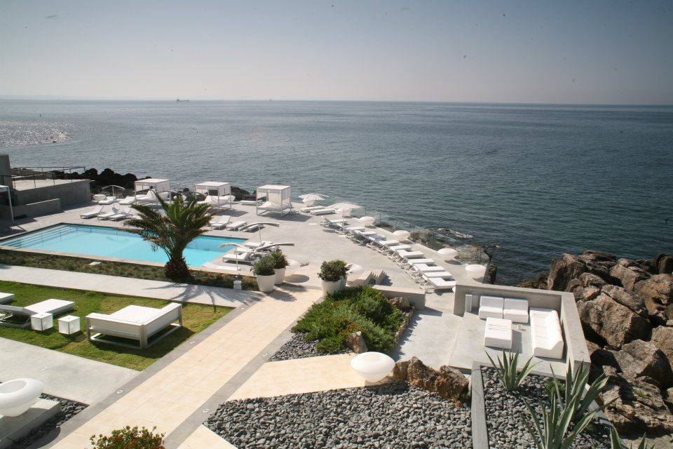 Hotel Design by the Sea