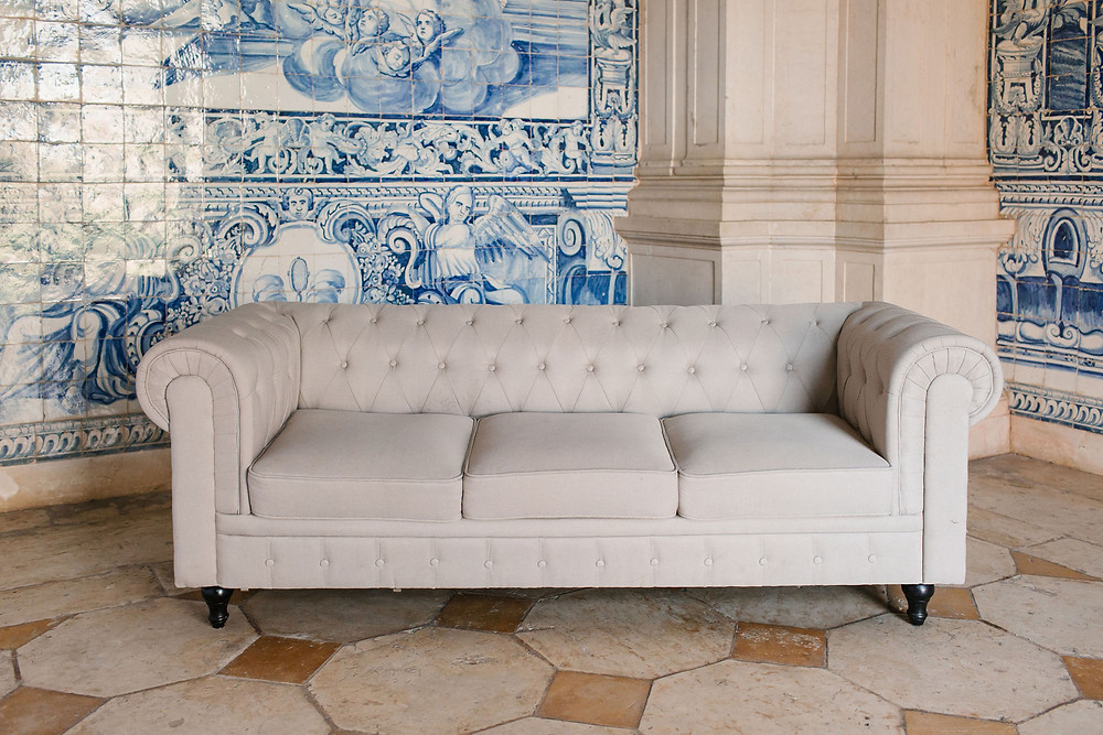 Sofa Chesterfield Duplo