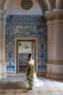 Traditional Wedding at Quinta do Torneiro in Lisbon, Portugal