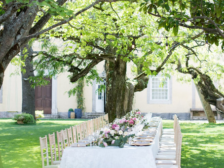 Quinta do Torneiro: the perfect venue for your outdoor garden wedding in Portugal