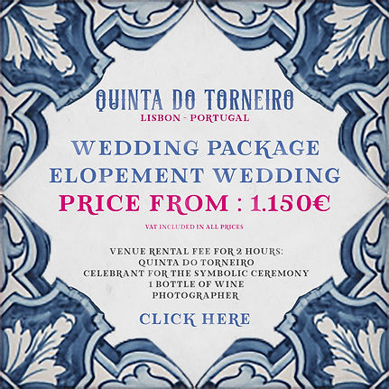 Elopement Package Portugal