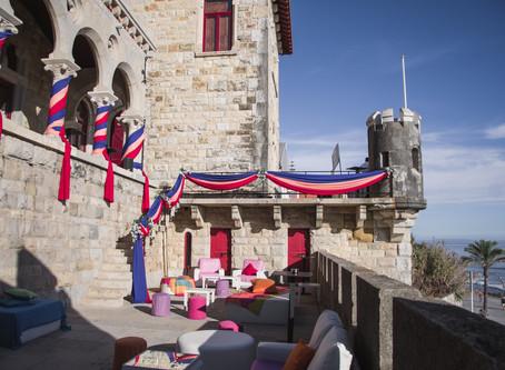 Forte da Cruz Marquee for Large Luxury Wedding Events in Portugal