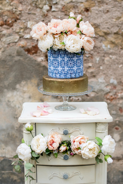 Wedding cake by Lisbon Wedding Planner Quinta do Torneiro in Portugal