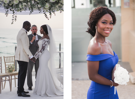 Guide to a Nigerian Destination Wedding in Europe Portugal