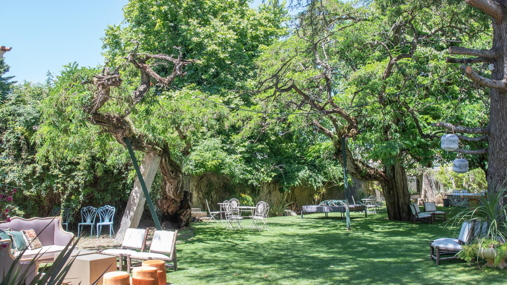 Lounge Exterior Quinta do Torneiro