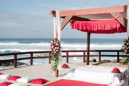 Arriba by the Sea Beach Wedding in Portugal