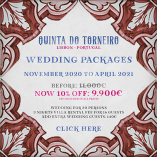 Wedding Package 2021