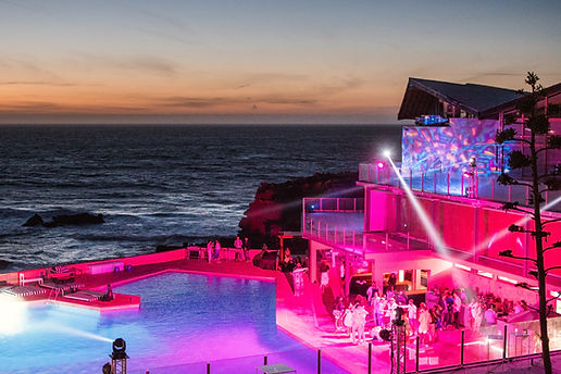 Wedding Disco Arriba by the Sea in Portugal