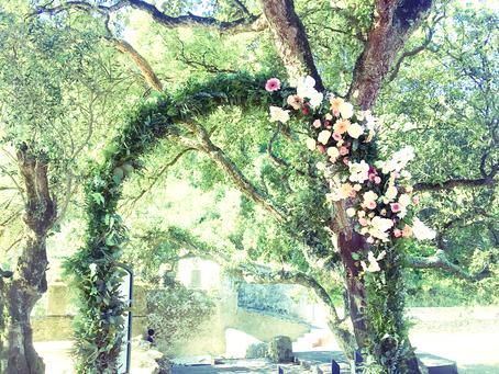 Wedding Flowers by My Wedding Flowers Portugal Team