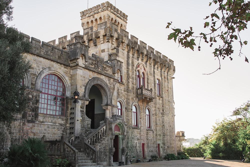 Forte da Cruz Wedding Portugal