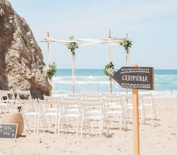 Adraga Beach Wedding Venue - Portugal