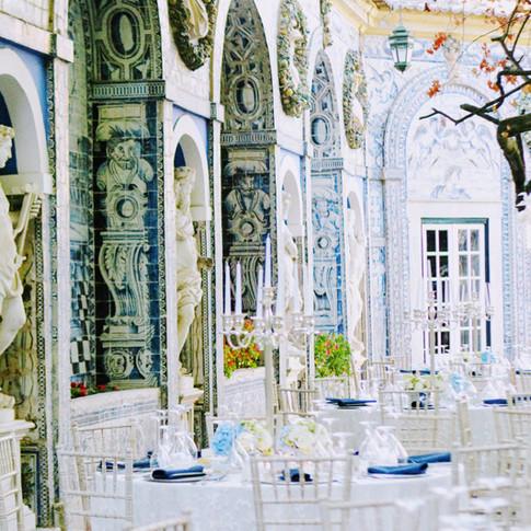 Marques de Fronteira Wedding Portugal
