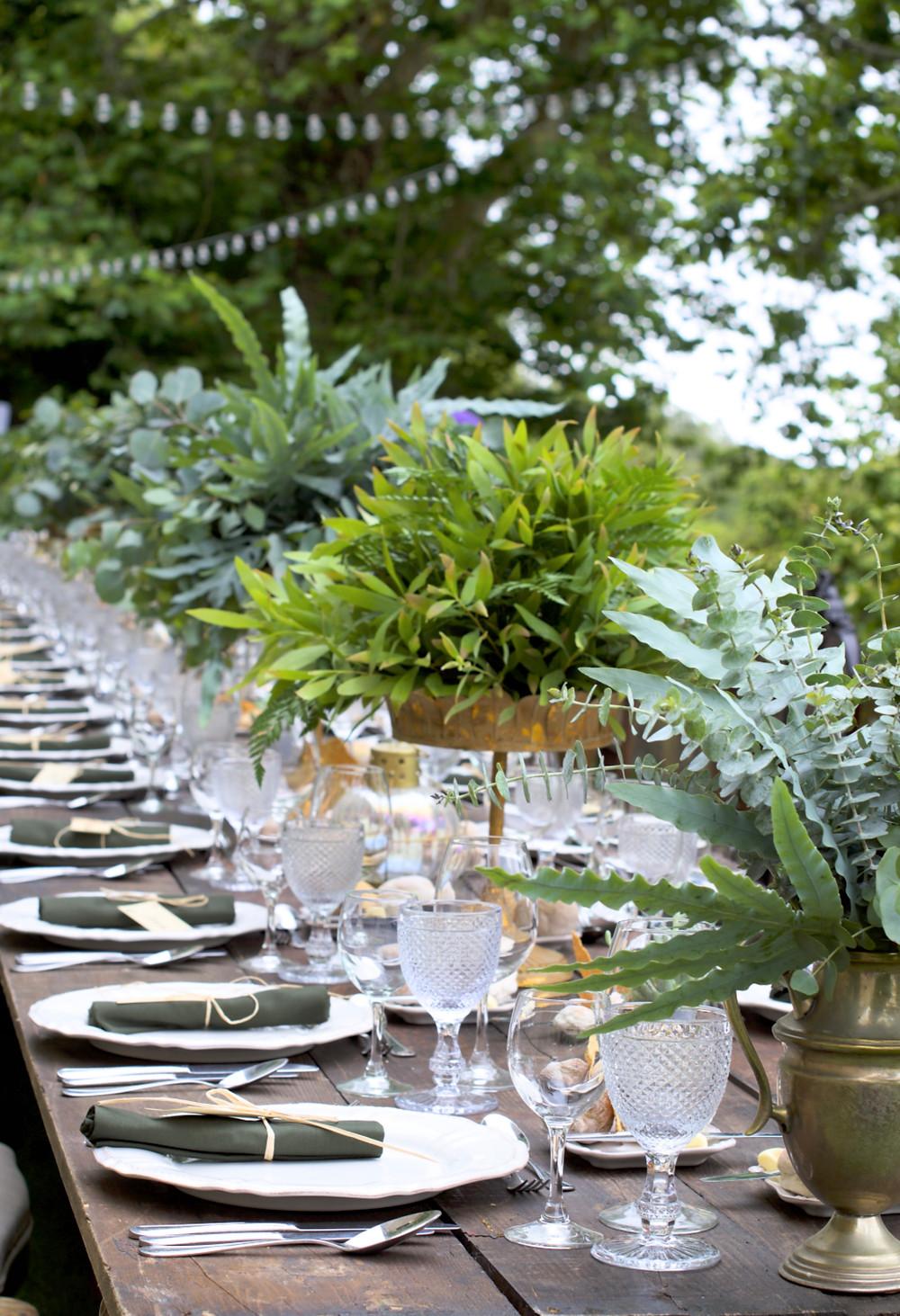 greenery wedding portugal, greenery style wedding