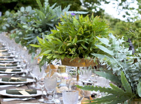 Greenery and Foliage Color Scheme is Perfect for Your Wedding in Portugal
