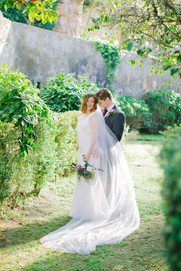 Lucy & Benjamin - Portugal Wedding Photo