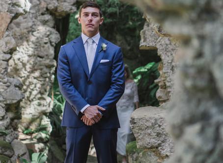 Alexa Wedding Ceremony in Monserrate Wedding Venue Portugal