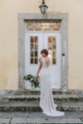 Amazing Destination Wedding at Quinta do Torneiro in Portugal. Flowers are designed by our own exclusive florists.
