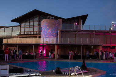 Arriba by the Sea Oceanfront Venue