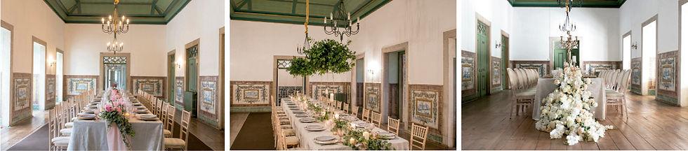 Noble kamer - Quinta do Torneiro - dinner and arty location - My destination wedding Portugal