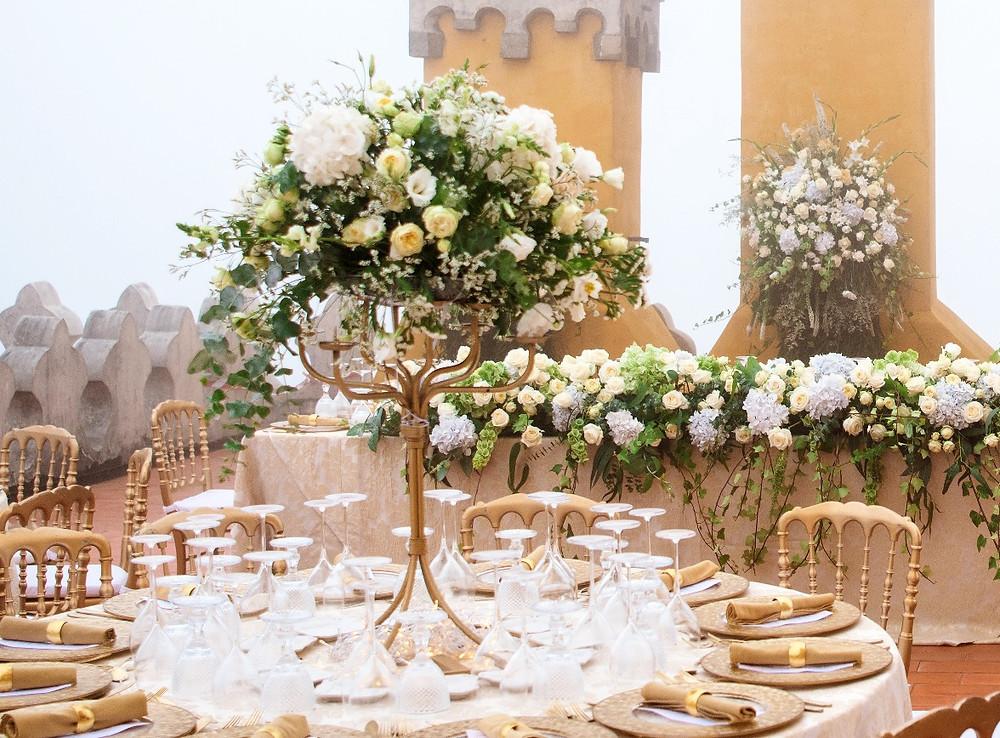 Pena Palace Wedding Portugal