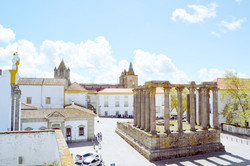 Evora Diana Temple