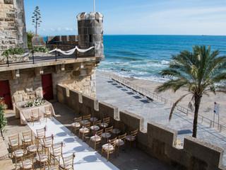 Forte da Cruz - Castle with Sea View in Portugal