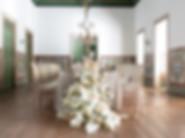 Classical wedding table - Destinatio Wedding Portugal - at Quinta do Torneiro