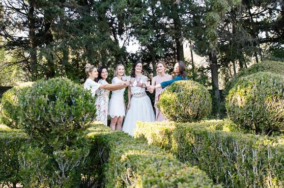Bruiloft bij Quinta do Torneiro in Lissabon, Portugal