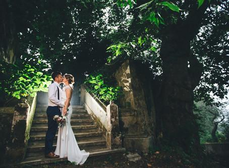 Elopement Wedding in Sintra