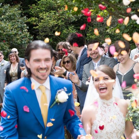 My Vintage Wedding Ceremony Portugal The Quinta