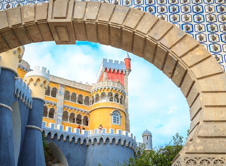 Castle Weddings in Portugal