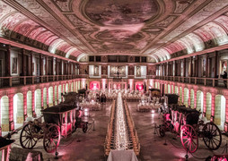 Museu dos Coches Wedding Venues Portugal