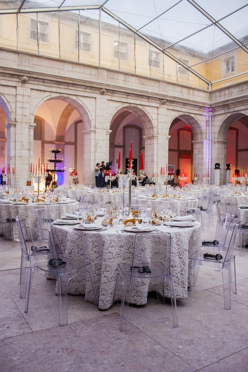 Lisbon Pateo Large Wedding Venue