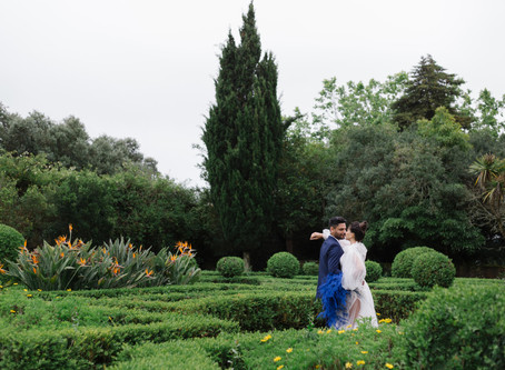 Elopement Wedding na Quinta do Torneiro
