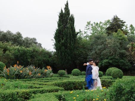 Elopement Wedding na Quinta do Torneiro