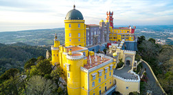 Pena Palace Weddings in Portugal
