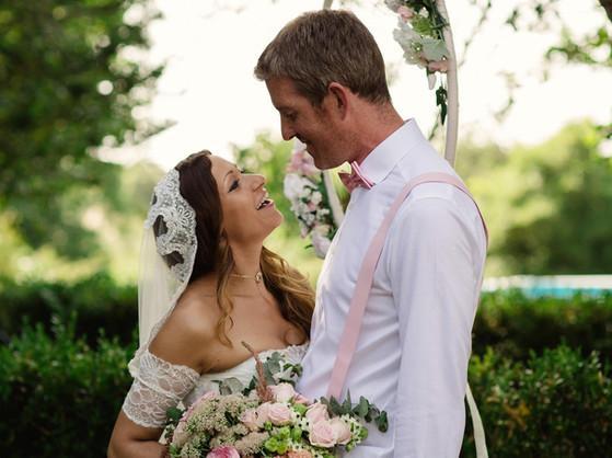 Cérémonie de mariage par Lisbon Wedding Planner