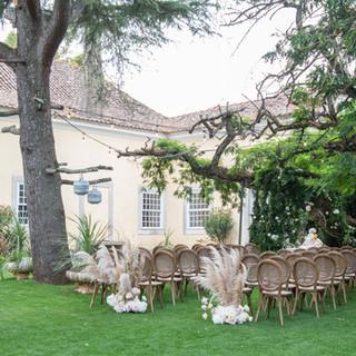Jardim do Pátio da Quinta do Torneiro