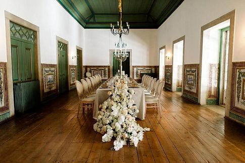 Klassiek en elegant is een prachtige combinatie voor uw destination wedding bij Quinta do Torneiro, Lissabon.