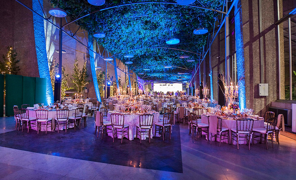 Large oceanfront wedding venue in Lisbon Portugal