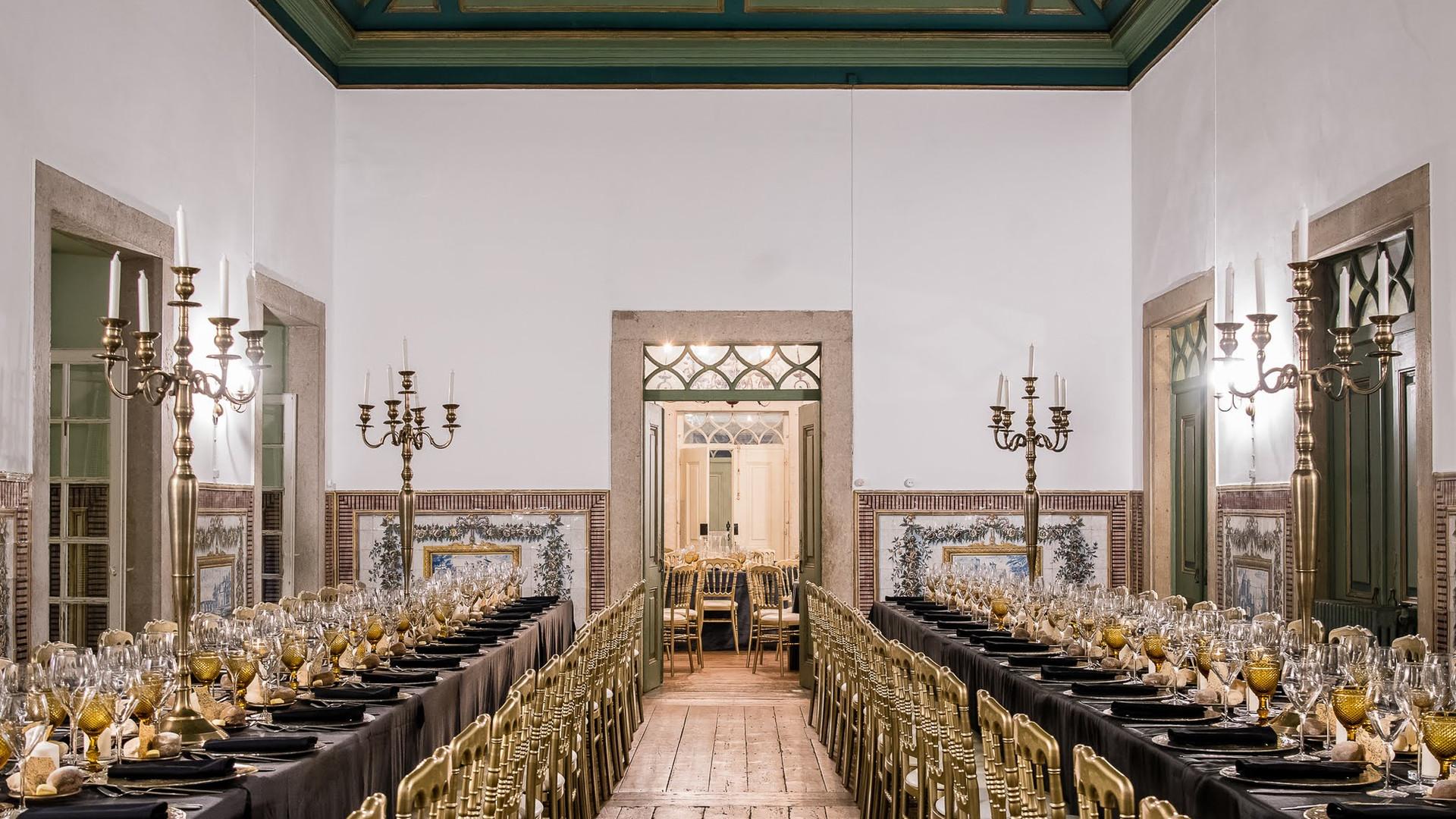 Evento Corporativo na Quinta do Torneiro Lisbon (