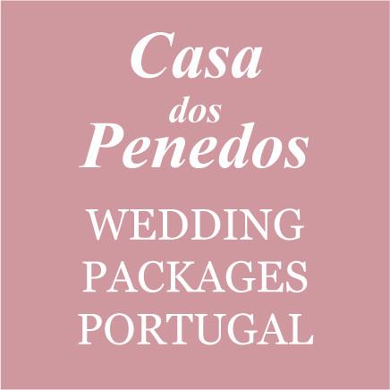 Casa dos Penedos Destination Wedding Venue packages in Sintra Portugal