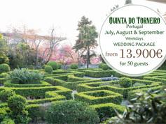 Quinta do Torneiro July August and Septe