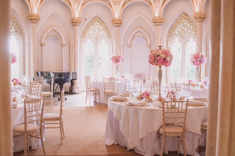 Piano Room Monserrate Palace