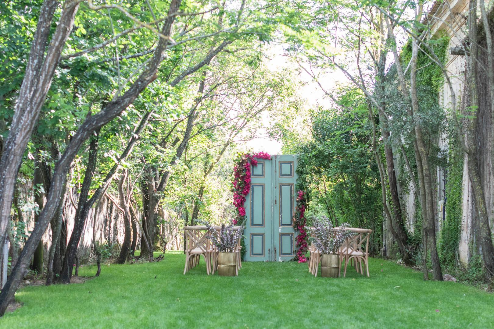 Entrance Garden, Quinta do Torneiro