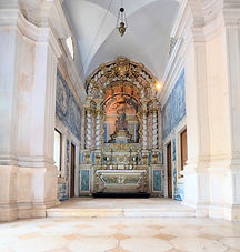 Exclusive chapel for your destination wedding at Quita do Torneiro - Lisbon