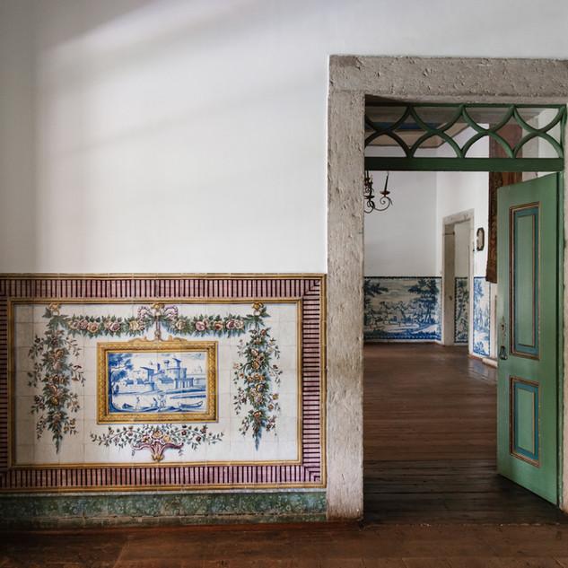 Noble Kamer van Quinta do Torneiro is ideaal voor zakelijke evenementen en bruiloften