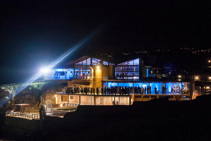 Arriba by the Sea Venue Wdding Disco