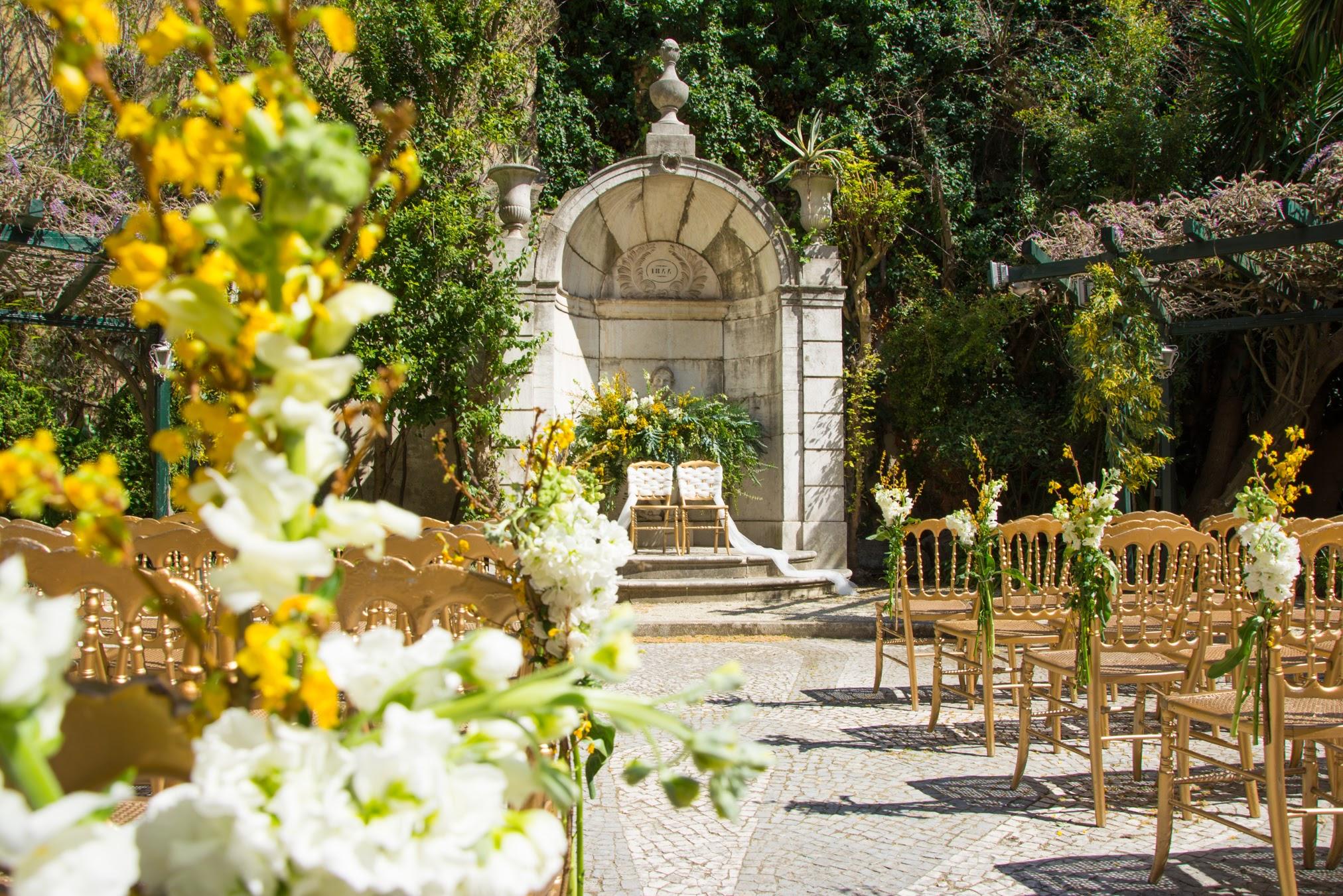 Chiado Palais Marriage Portugal